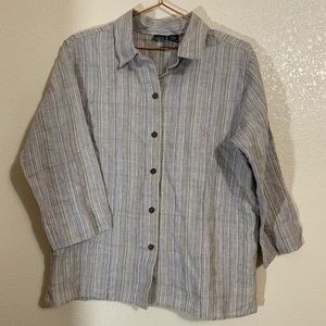 Patagonia | Women's 100% Hemp Button Down Top 12